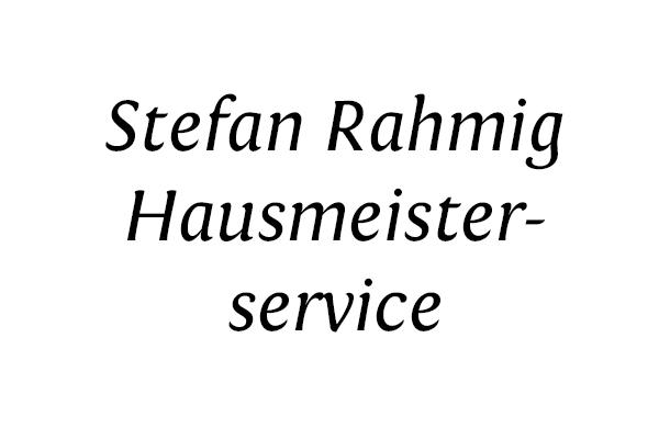 Hausmeister Stefan Rahmig