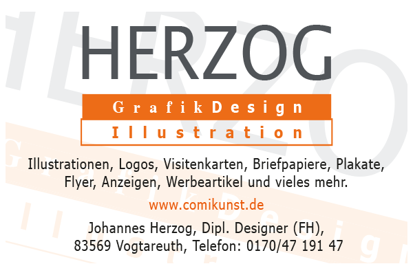 Herzog Grafikdesign & Illustration