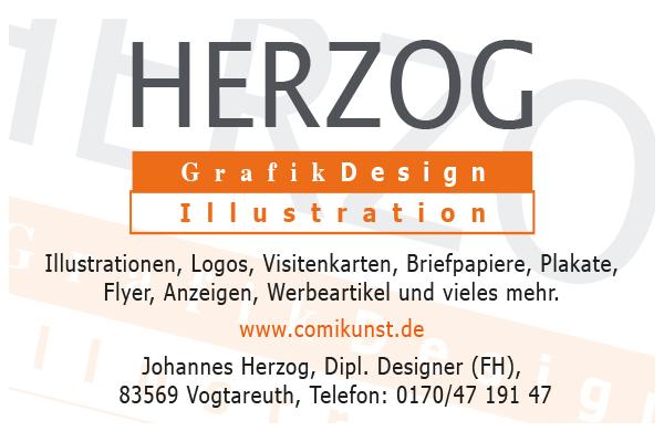 Herzog Grafikdesign & Illustration